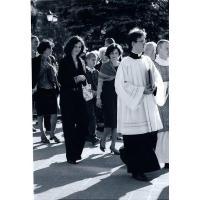 wrerewMsza prymicyjna księdza Jana w kościele św. Jerzego w dniu 16 czerwca 2002 r.