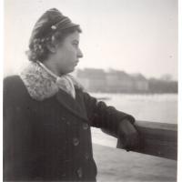 Amelia Heising-Poszowska, Sopot 1953 r.