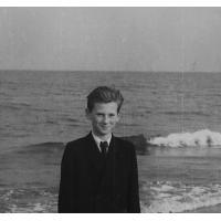 Andrzej Nowiński, Sopot 1950 r.