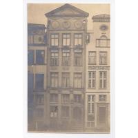 Budynek przy ul. Hundegasse 65 (obecnie ul. Ogarna) w którym mieśiła się firma Antonio Wiatraka