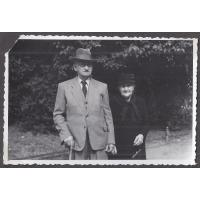 Antonio Wiatrak z siostrą Julią