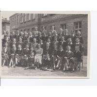 Uczniowie Szkoły Podstawowej nr 4, Sopot 1951 r.