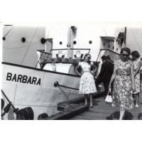 Barbara Skrzypek, Sopot 1960 r.