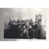Biblioteka SP 1, Sopot 09. 1964 r.