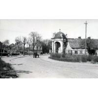 Kapliczka Stella Maris przy ul. Malczewskiego, Sopot 1950 r.