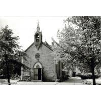 Kościół św. Andrzeja Boboli, Sopot 1970 r.