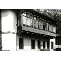 Obecnie nieistniejący Pensjonat Dom Polski, Sopot 1970 r.