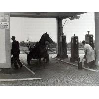 Stacja beznynowa, Sopot 1960 r.