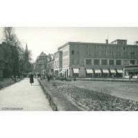 Ul. Bohaterów Monte Cassino, Sopot 1951 r.