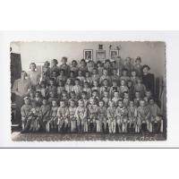Dzieci z przedszkola, Gdynia koniec lat 30. XX w.