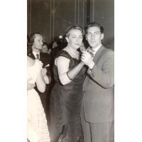 Irena Wieloszewska w Grand Hotelu, Sopot lata 60. XX w.