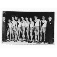 Mecz Gedania vc A.B.C. 1930, 09.03.1934 r.
