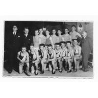 Mecz Gedania vs Schupo Gdańsk, 02.02.1934 r.