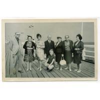 Rodzina Młynskich, lata 70. XX w.
