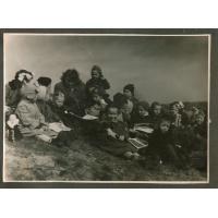 Dzieci z Przedszkola nr 9, Sopot 1952 r.