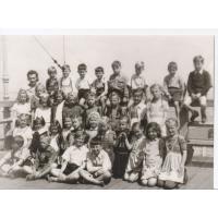 Klasa 2 Szkoły Podstawowej nr 2, Sopot 06. 1946 r.