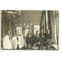 Pracownicy Grand Hotelu, Sopot lata 50. XX w.