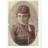Marta Judyta Hessel, babcia Marty Szabuniewicz.