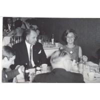 Bal leśników w Grand Hotelu, Sopot 1969 r.