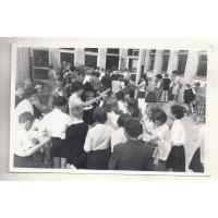 Pożegnanie klas ósmych w SP 1, Sopot 17. 06. 1967 r.