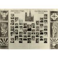 18 Dokument ukończenia religii z 1960 r.