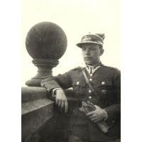 3 Zbysław Smoleń w mundurze Wojska Polskiego 1939 r.