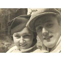 6 Roman Wieloch i Eugenia Bogolejsza, przed 1939 r.