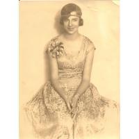 Ruth Asta Claaszen, 1929-1930.