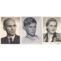 Tak wyglądaliśmy w 1946 roku