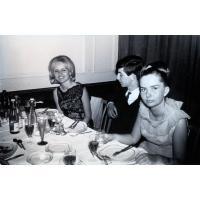 Bal maturalny II LO w Grand Hotelu, 1965 r.