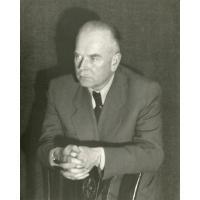 Stanisław Szymborski. Zdjęcie portretowe.