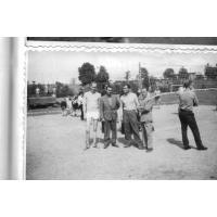 Strażacka drużyna siatkarzy, lata 60. XX w.