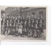Uczniowie SP nr 4, Sopot 1951 r.