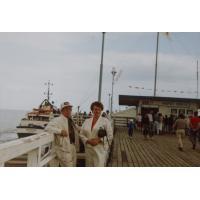 Wanda i Aleksander Wójtowicz, Sopot lata 90. XX w.