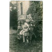 Rodzina Cieszyńskich, Sopot 1925 r.