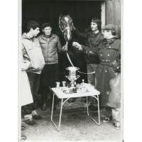 Zawody WKKW, Wahrendorf 1978 r.