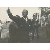 Zawody w powożeniu. Książę Filip, 1975 r.