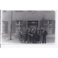 Rodzina Lewandowskich, Sopot 1936 r.