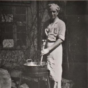Kazimierz Rydelek, Sopot lata 40. XX w.