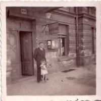 Kazimierz Tomasiński, Sopot 1945 r.