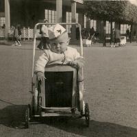 Bohdan Mazur, Sopot 1948 r.