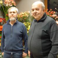 Stefan i Jarosław Zdrojewscy, Sopot 2018 r.